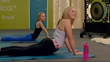 Harley Quinn Smith Ass In Yoga Pants
