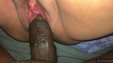 that mature bbw pussy creaming and squirting on my bbc